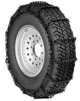 Security Chain Company Qg2211 Quik Grip Light Truck Lsh Tire Traction Chain - Set Of 2