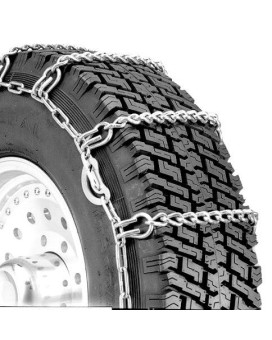 Security Chain Company Qg2245 Quik Grip Truck Single Lsh Tire Traction Chain - Set Of 2