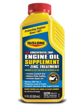 Bar's Leaks 4405 Rislone Engine Oil Supplement Concentrate - 11 oz