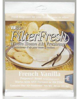 Web Products WVAN Vanilla Scent FilterFresh® Whole Home Air Freshener
