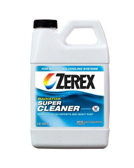 Zerex Super Radiator Cleaner - 1qt (ZXC02)