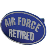 Us Air Force Retired Abs Hitch Cover With Quick Loc