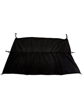 Trunk Security Lower Cargo Shade Cover For Corvette C7 2014 2015 2016 2017 2018 New