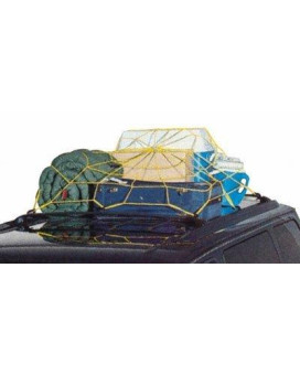 Wolf 8011101 Spidy Cargo Net, Large Black