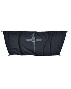 Trunk Security Upper Cargo Shade Cover For Corvette C7 2014 15 16 17 2018 New (Upper With Stingray)