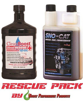 """CleanBoost Diesel Rescue""""¢ 32oz Combo"""