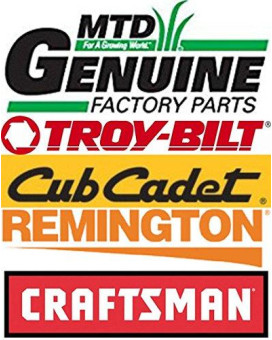 MTD Genuine Part 951-05156 PISTON RING SET OEM part for Troy-Bilt Cub-Cadet Craftsman Bolens Remington Ryobi Yardman Yard-Machine White Huskee Lawn-C