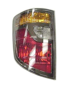 Taillight Taillamp Rear LH Left Driver Side for 06-08 Honda Ridgeline