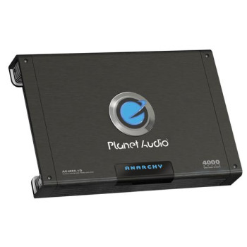 Planet Class D Monoblock Amplifer 4000W Anarchy Series