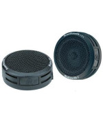 POWER ACOUSTIK TWEETERS (Sold in pairs) 200 WATT2-WAY MOUNT; BUILT-IN XOVER